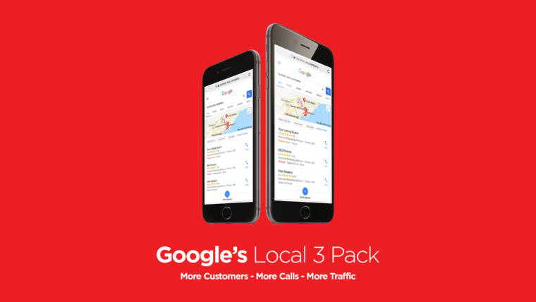 Your Listing Expert – Google's Local 3 Pack