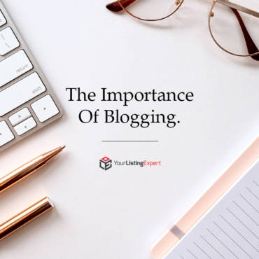 The Importance of Blogging