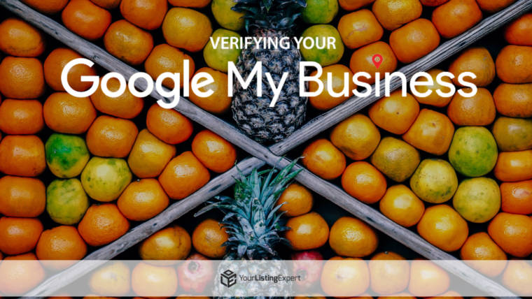 Verifying Your Google My Business Listing