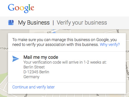 Verifying Your Google My Business Listing | Your Listing Expert