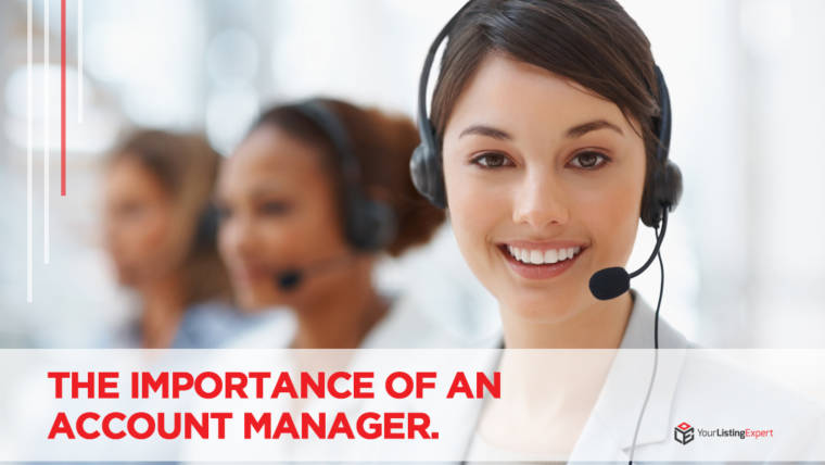 The Importance Of An Account Manager