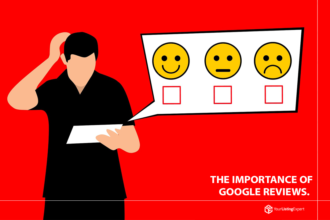 The Importance of Google Reviews