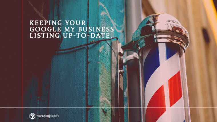 Keeping Your Google Listing Up-To-Date