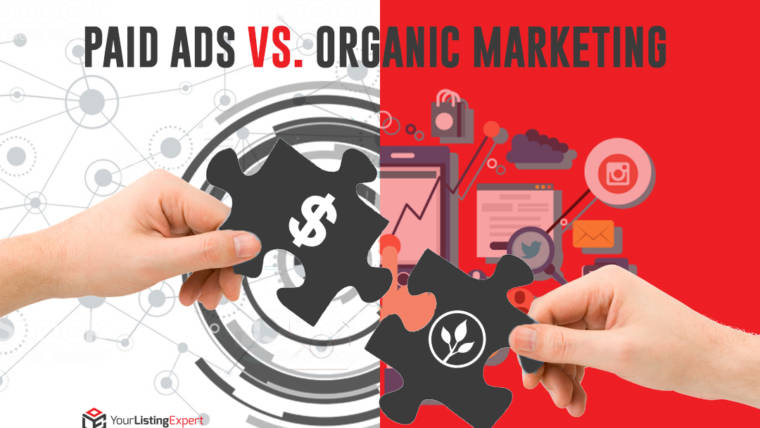 Paid Ads vs. Organic Marketing