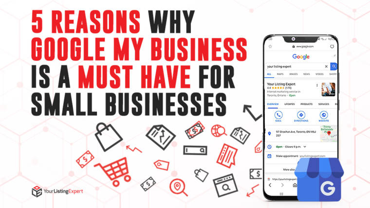 5 Reasons Why Google My Business Is a Must-Have for Small Businesses